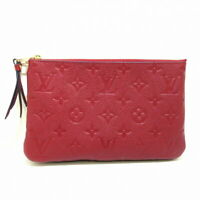 Louis Vuitton Shoulder Bag Monogram Unplant Women 'S Pochette Double Zip M68574