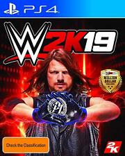 WWE 2k19 (PS4) BRAND NEW *free tracked delivery* CHEAPEST