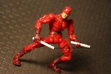 Marvel Legends Toybiz Face Off Daredevil Vintage 2006 W/ Weapons