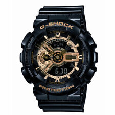 Casio G-Shock Men's 55mm Analog-Digital Wristwatch - Black (CSGA110GB-1ACR)