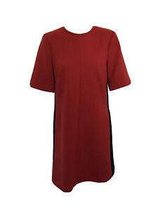 CEFINN WOMENS/LADIES WOOL BLEND DRESS SIZE 10
