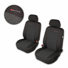 Sitzbezüge Sitzbezug Schonbezüge für Ford Fiesta Vordersitze Elegance P1