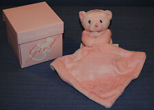 "NIB Baby Gund It's a Girl Bear in Box 5"" Pink Plush Special Delivery Bear 9 av."