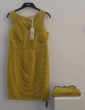 Kaliko size 14 light green dress + matching handbag NEW WITH TAGS!!!