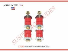 PAIR SWAY BAR LINKS FOR TOYOTA PICK UP /BUSHINGS ARE MADE IN THE US /K9223