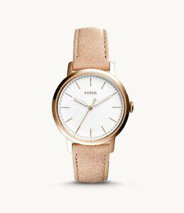 "NIB* Beautiful ""Neely""  Fossil watch  / Model: ES4185"