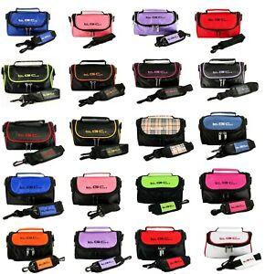 New Camera Shoulder Case Bag by TGC ® For Fujifilm FinePix S700