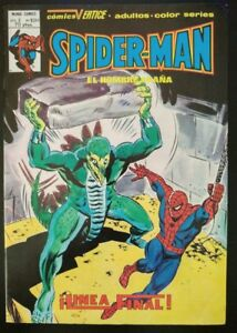 Amazing Spider-Man #63-h (#164-165) Spanish Series (1980 MARVEL Comics) GD Book