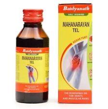 Pack of 5 Baidyanath Mahanarayan Oil / Tail For Joint Pain 100 ml Free Shipping