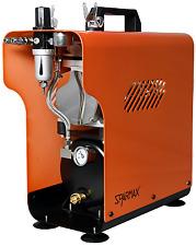 Sparmax Tc-620x Professional Twin Piston Airbrush Compressor (2.5 Litre)