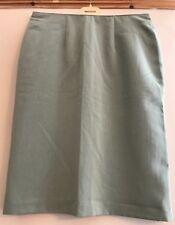 """Wallis Green Skirt Size 12 Waist 28"""" Length 23"""" Size 12 in VGC"""