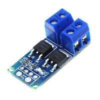 15A 400W DC 5V-36V Large Power Mosfet MOS FET Trigger Switch Driver Module