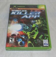 Tron 2.0: Killer App (Microsoft Xbox, 2004) Brand New Factory Sealed