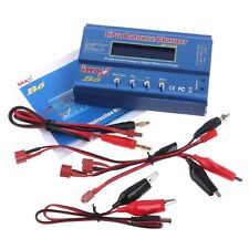 Multifunction Battery Charger iMAX B6 Digital LCD RC Lipo NiMh Battery Balance