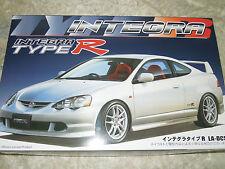 FUJIMI 1/24 Honda Integra Tipo R KIT PER AUTO MODELLO LA-DC5