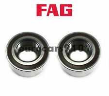 Porsche Carrera GT FAG (2) Front & Rear Wheel Bearings RLB000011 805209B