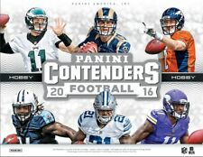 2016 Panini Contenders Football Base Cards Complete Your Set - Pick Your Card *