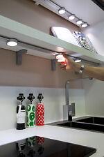 Sensio Slideline Light System 1200mm SE9054HDK1 4 lamps Kitchen Lighting BOGOF!