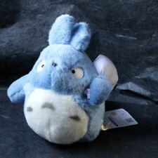 STUDIO GHIBLI 7in BLUE TOTORO - OFFICIAL PLUSH TOY - NEW