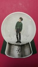 EXO DIO D.O. Authentic Official PHOTOCARD Miracles in December Snow Ball 디오