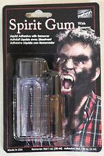 2sets Spirit Gum Adhesive Theatrical FX Makeup Remover Costume Glue Mehron