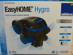 Kit VMC EasyHome Premium MW Hygro / Aldes