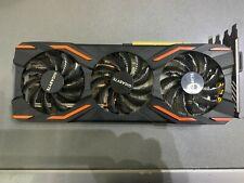 Gigabyte GeForce GTX 1080 GV-N1080WF3OC-8GD Graphics Card 8GB -Black FAULTY