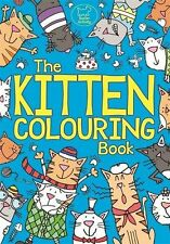 BUSTER ACTIVITY ___ THE KITTEN COLOURING BOOK ___ BRAND NEW ____ FREEPOST UK