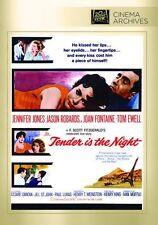 TENDER IS THE NIGHT (1962 Jennifer Jones)  - Region Free DVD - Sealed