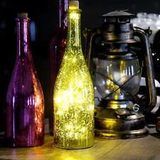 1.9m LED Light Chain Fairy String Light Wedding Party Table Decor Lighting
