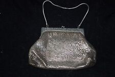 Antique Whiting and Davis Hand Bag