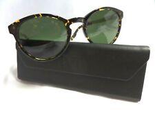 ⭐New-Defects⭐ IVI Vision Brooks Polished Sunglasses - Tortoise Frame Sunglasses