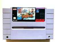 Hook - SNES Super Nintendo Game Tested - Working - Authentic!