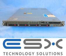 "HP Proliant DL360 G5 2 x E5335 2.0Ghz QC 8GB - DL360 G5 2 x 146GB, 2 x 72GB 2.5"""
