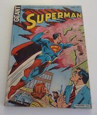 SEP21 --- SAGEDITION   SUPERMAN  FANTAISIES   N° 4   GEANT N° 27 POCHE N° 88