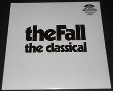 THE FALL the classical UK LP 2016 limited edition compilation WHITE VINYL sealed