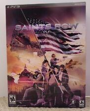 Saints Row IV - Super Dangerous Wub Wub Edition PS3 New PlayStation 3