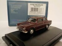 Model Car, Ford Cortina Mk1 - Black Cherry, 1/76 New
