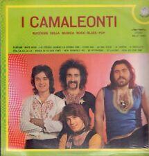 """I CAMALEONTI """"SUCCESSI DELLA MUSICA ROCK-BLUES-POP""""LP SIGILLATO PENNY 1974 RIFI"""
