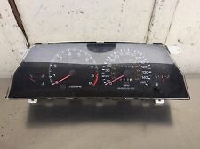 OEM 1988 - 1991 TOYOTA COROLLA GAUGE CLUSTER gts ae92 coupe