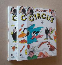 Jacovitti - Circus. 2 voll. in cofanetto