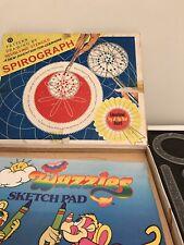 Vintage Spirograph Denys Fisher 1960s no completar