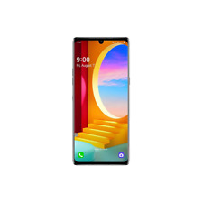 "LG Velvet 5G 128GB Silver AT&T LM-G900UM 6.8"" Smartphone"