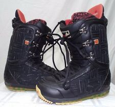 Burton Grail Used Men's Snowboard Boots Size 9 #345783