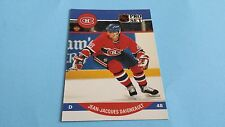 1990/91 PRO SET HOCKEY J.J. DAIGNEAULT CARD #466***MONTREAL CANADIENS***