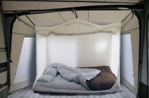 Tente Intérieure Pour Erker 210x135x145cm Schlakabine Tente