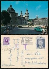 AUSTRIA POSTAGE DUE on INTERNAL POSTCARD 1982