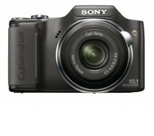 Sony Cyber-shot DSC-H20 10.1MP Digital Camera Black with charger and Camera Case