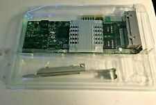 IBM INTEL PRO/1000 PT QUAD PORT  SERVER ADAPTER EXP 1940 PTL  884309 W/ BRACKETS