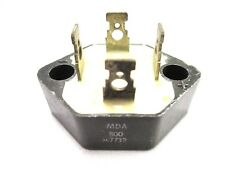 QTY 2 ea GBPC3506A 600 PRV 35 Amp Bridge Rectifier N6 NOS,New Old Stock